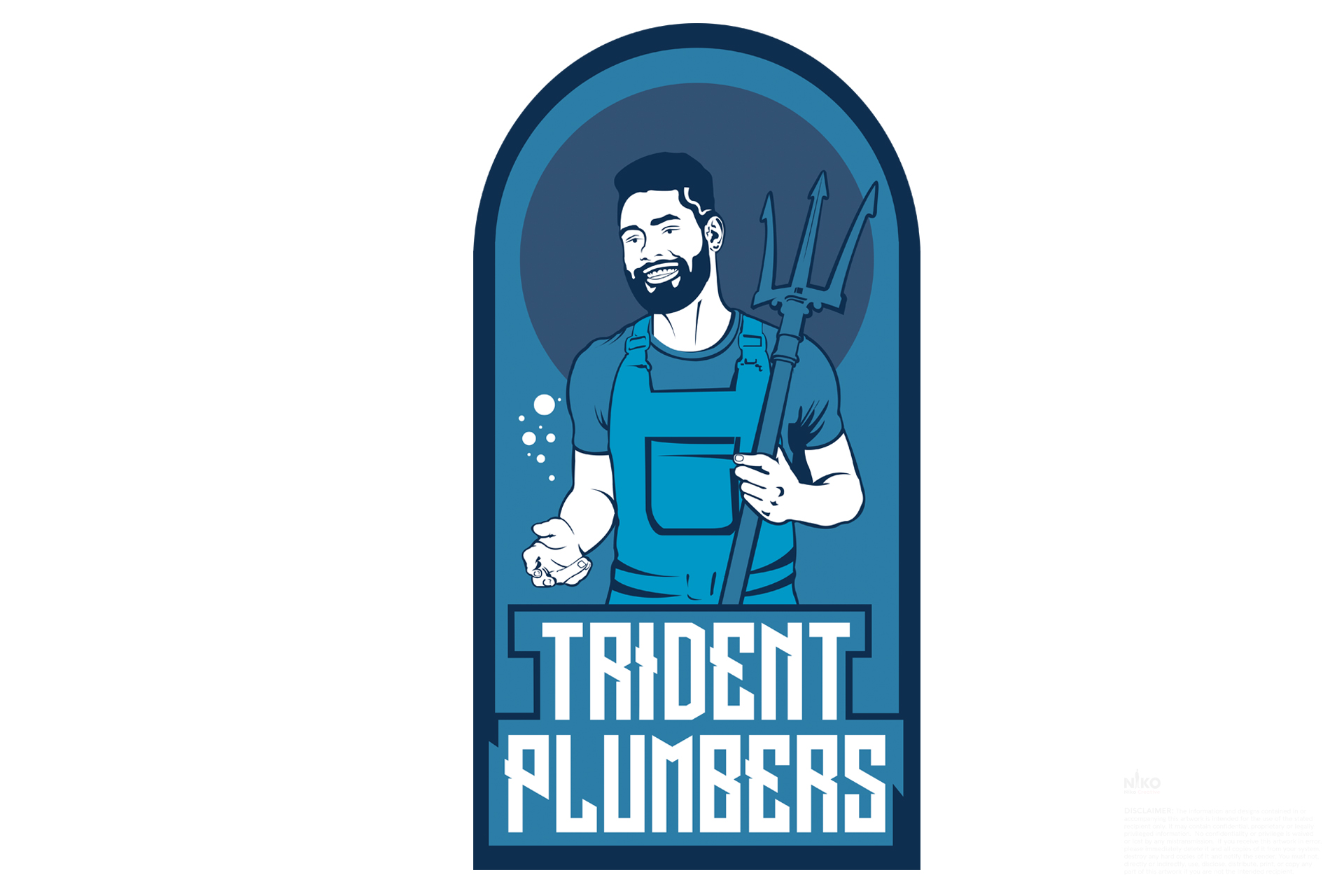 Day 7 Trident Plumbers
